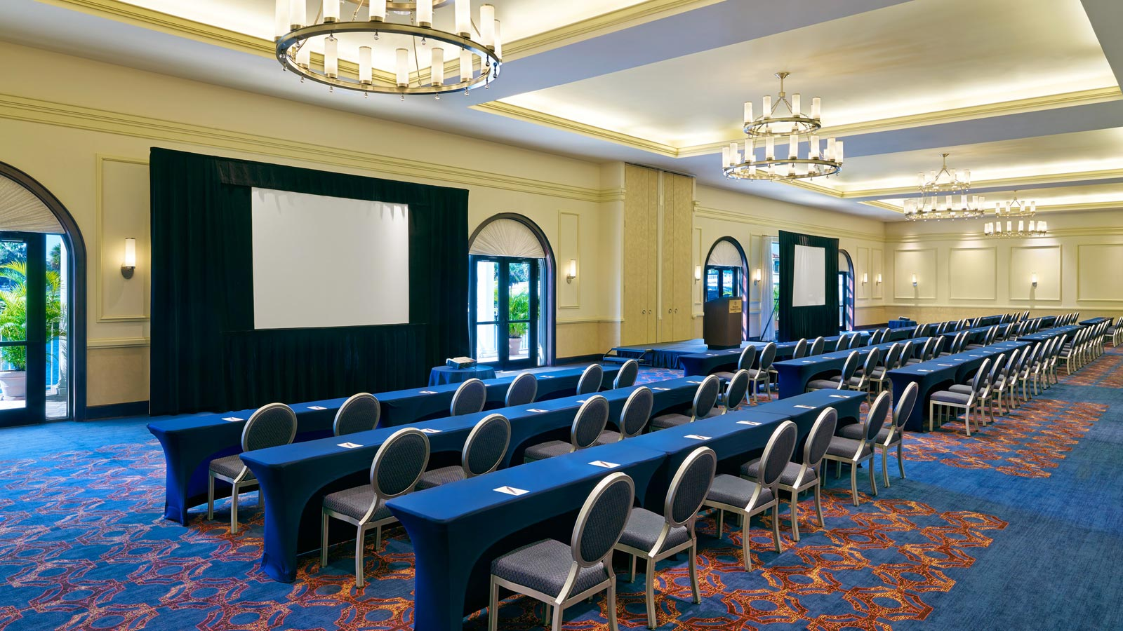 Sheraton Tampa Riverwalk Hotel - Riverwalk Ballroom
